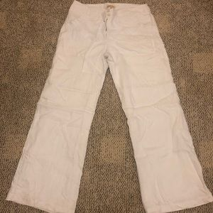 Women's White Dress Pants